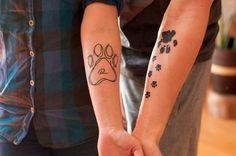 Nasze najnowsze tatuaże.