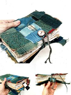 The Travelogue Series aka Loose Pages - Spirit Cloth