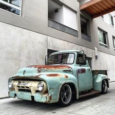 People are angry with Ford because of its scrappage scheme Ford Pickup Trucks, New Trucks, Car Ford, Cool Trucks, Truck Drivers, Classic Pickup Trucks, Ford Classic Cars, Custom Trucks For Sale, 1953 Ford F100