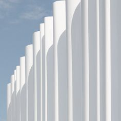 My Houses Collection: SANAA and Alejandro Aravena at Vitra Campus Futuristic Architecture, Facade Architecture, Minimal Architecture, Retail Facade, Airport Design, Architect Logo, Building Facade, Facade Design, Tours