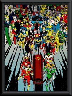 Superman's Funeral by Dan Jurgens