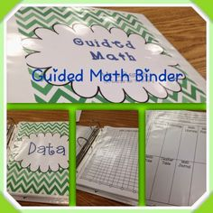 Guided Math Tips