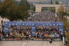 Athens Classic Marathon. The ultimate destination race fantasy.