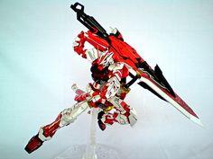 MG Gundam Astray Red Frame Kai | by Infrasmell
