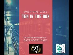 TEN IN THE BOX: 10 brani di musica elettronica mixata - YouTube Music Search, Dj, Weather, Youtube, Movies, Movie Posters, Boxing, Films, Film Poster