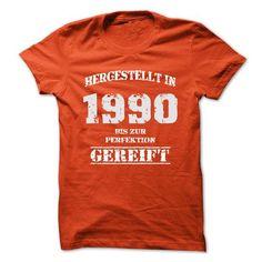 1990 - BIS ZUR PERFEKTION GEREIFT - #student gift #novio gift. OBTAIN LOWEST PRICE => https://www.sunfrog.com/Birth-Years/1990--BIS-ZUR-PERFEKTION-GEREIFT.html?68278