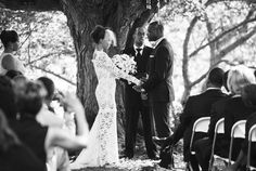 An At-Home Ceremony