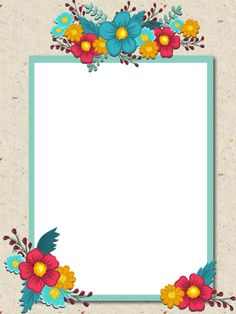 Frame Border Design, Boarder Designs, Page Borders Design, Blog Backgrounds, Flower Backgrounds, Printable Border, Printable Labels, Picture Borders, Boarders And Frames