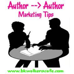 Author-To-Author-Marketing-Tips