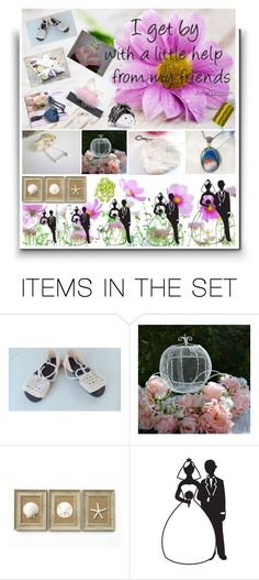 """""""A little help from my friends"""" by cristianaradu ❤ liked on Polyvore featuring art and vintage"""