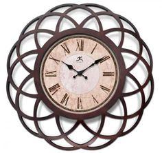 Wall Clock  18in $34, $10 shipping