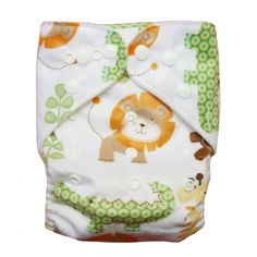 Alva Baby diapers make a great, inexpensive diaper for building a nice one-size stash.  Love my Alvas!