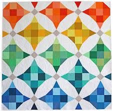 Image result for easy modern quilt patterns