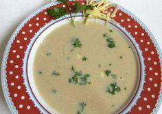 Fokhagymás sajtleves (Gluténmentesen is) | Kissné Zilahi Katalin receptje - Cookpad receptek