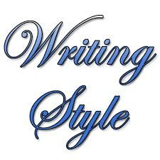 What are the different writing styles in fiction?