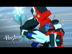 Transformers: Robots in Disguise - COMIC-CON Exclusive Trailer - YouTube