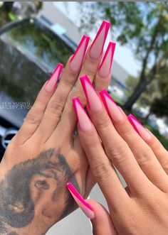 Summer Acrylic Nails Coffin Discover 54 Awesome Acrylic Coffin Nails Design Ideas For Fall Best Acrylic Nails, Summer Acrylic Nails, Classy Acrylic Nails, Classy Nails, Stylish Nails, Nail Swag, Coffin Nails Designs Summer, Acrylic Nail Designs For Summer, Acrylic Nail Designs Coffin