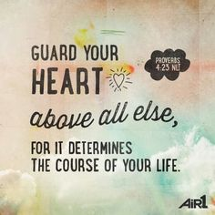 All matters of the heart