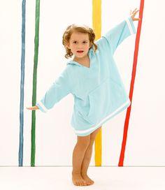 Terry Rich Beach Dress for kids / Sundowner Cover Up