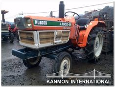 Agriculture Tractor, Kubota, Tractors