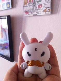 my Kidrobot for Swatch - Dunny by Kozik
