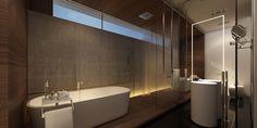Adisreeinfradesigns.com Loves This Bathtub