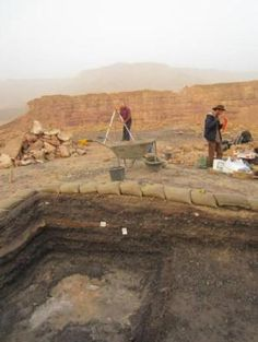 Evidence of Solomon's mines: Archaeologists dates mines in south of Israel to days of King Solomon