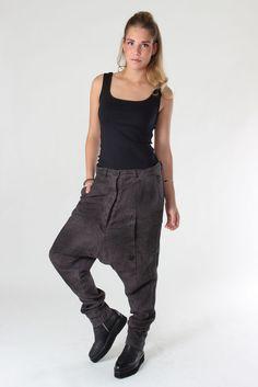 Rundholz Black Label Winter 2015/16 #rundholz #studiorundholz #blacklabel #aw15 #fashion #deepcroth #pants #hose #lowcrotch #mode #selectmodeonline