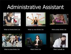 Administrative Assistant top ten of everthing
