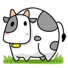 I L O V E COWS