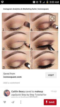 - my inspiration - make up - Fashion and beauty. - my inspiration - make up - Sezin Çakmak Fashion and beauty. - my inspiration - make up and beauty. - my inspiration - make up and beauty. - my inspiration - make up [ [ Eye Makeup Tips, Makeup Inspo, Smokey Eye Makeup, Makeup Inspiration, Beauty Makeup, Makeup Ideas, Mac Makeup, Makeup Eyeshadow, How To Makeup
