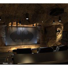 Media Room  (I figured Jared and Stephen might like this room)