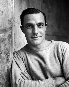 Gene Kelly: If I could choose one man past, present or future to spend my life with, he would be it. They don't make men like this anymore. He's gorgeous plus he sings, dances, acts, directs, produces, and no one ever accused him of being gay.