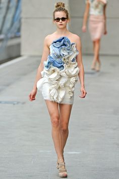 Felicity Brown, brilliant young British designer