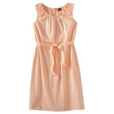 Merona® Womens Trapunto Dress - Assorted Colors LOVE ME SOME TARGET CLEARANCE!!!