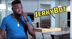 LOL: JerkyBot Is 'The World's First Flying Snack Tray'