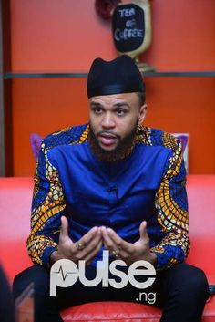 Jidenna: See first photos of 'Classic man' in Lagos - Buzz - Pulse African Attire, African Wear, African Women, African Style, Black Boys, Black Men, Wardrobe Images, Afro Men, Beard Styles For Men
