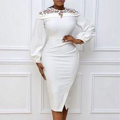 Beautiful White Dresses, Elegant Dresses, Fall Dresses, Cheap Dresses, Sweater Dresses, Long Sleeve Turtleneck Dress, Christmas Dress Women, Casual Sweaters, Modern Outfits