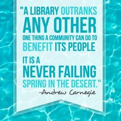 Library Quotes New 50 Thoughtprovoking Quotes About Libraries And Librarians  Library . Inspiration Design