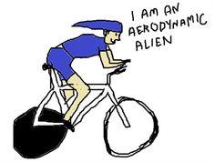 #Aerodinamico - Personajes en un Ironman --> www.frieni.com
