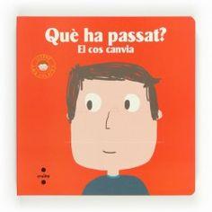 En aquest llibre amb solapes i dibuixos atractius i divertits, els més petits hi trobaran les nocions i el vocabulari bàsic per entendre que el cos humà es transforma a totes les edats.