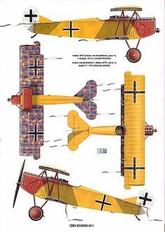 Lothar von Richthofen's DVII