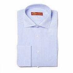 Camisa vichi azul