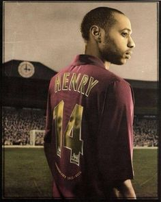 Posts about Thierry henry written by justanothergooner Arsenal Fc Players, Thierry Henry Arsenal, Celebrity Travel, Funny Tattoos, Old Trafford, Outdoor Art, Manchester City, Football Soccer, Champions League