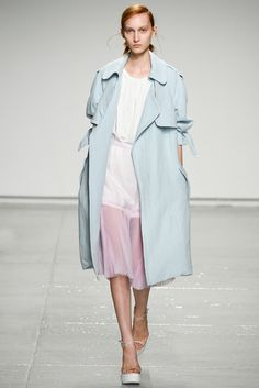 Spring 2015 Ready-to-Wear - Rebecca Taylor