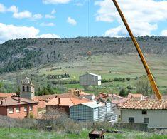 Casa de mimbre prefabricada en cuenca arquitectura - Casas prefabricadas cuenca ...