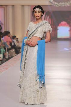Designer Sarah Gandapur Dresses Collection 2015