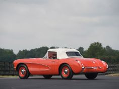 1957 Chevrolet Corvette c1 Airbox Copo