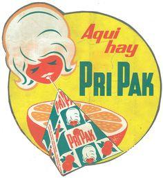 PRI PAK ORANGE DRINK