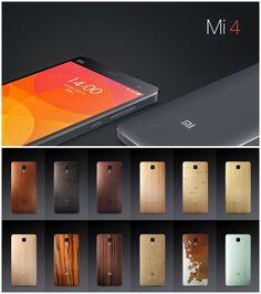 Xiaomi Mi4 & Back Cover